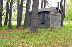 Writers cabin Royalty Free Stock Photo