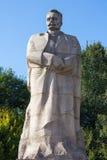 Writers monument to Ivan Franko Royalty Free Stock Photos