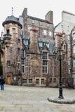The Writers` Museum in Edinburgh, Scotland Stock Images