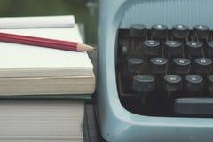 Writers tools Stock Photo