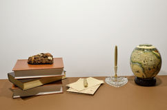 Writing desk Royalty Free Stock Photo
