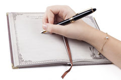 Writing Stock Images