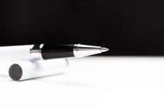 Writing guzek balowy pióro obrazy royalty free