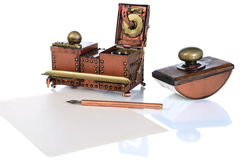 Writing implements Stock Images