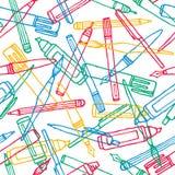 Writing instrumentów tekstury tła wzór ilustracji