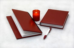Free Writing-materials Royalty Free Stock Photography - 4371057