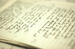 Free Writing On Paper Stock Photos - 1498643