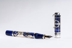 Writing pen Royalty Free Stock Image