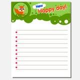 Writing practice printable worksheet for preschool kindergarten kids to improve basic writing skills vector illustration