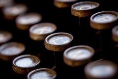 Writing stara maszyna Fotografia Royalty Free