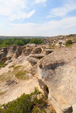 Writing-on-Stone Provincial Park in Alberta, Canada Stock Photo