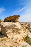 Writing-on-Stone Provincial Park in Alberta, Canada Stock Photos
