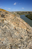 Writing-On-Stone Provincial Park Stock Photography