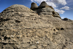 Writing-On-Stone Provincial Park Stock Images