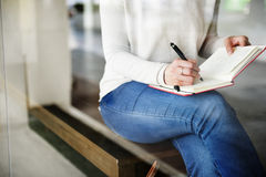 Writing Studying Working Planning Concept Royalty Free Stock Images