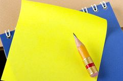 The writing subjects Stock Images