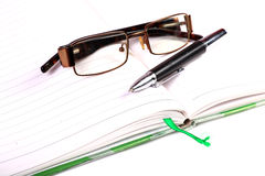 Writing time Royalty Free Stock Images