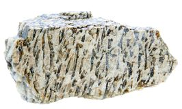 Written granite Royalty Free Stock Photography