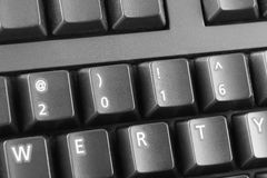 2016 written with grey keyboard buttons Royalty Free Stock Image