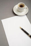 Written work Stock Photography