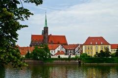 Wrocławski Fotografia Stock
