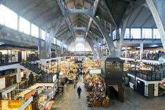 Wrocław Market Hall Stock Image