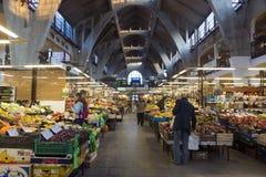 Wrocław Market Hall Stock Photos