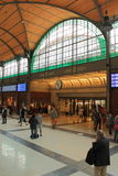 wroclaw железнодорожного вокзала Стоковое фото RF