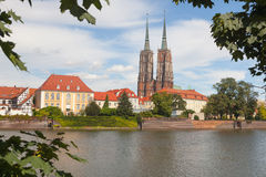 Wroclaw 2012 Royalty Free Stock Photography