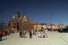wroclaw Στοκ Εικόνα