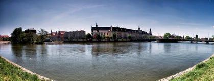 wroclaw Στοκ Φωτογραφία