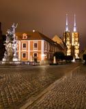 Wroclaw Foto de archivo libre de regalías