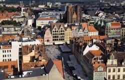 wroclaw Στοκ Φωτογραφίες