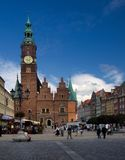 Wroclaw Stock Afbeelding