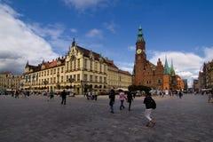 wroclaw Στοκ εικόνες με δικαίωμα ελεύθερης χρήσης