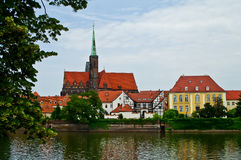 Wroclaw Photographie stock