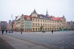 wroclaw royalty-vrije stock fotografie