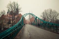 wroclaw stock foto's