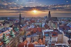 wroclaw Στοκ φωτογραφίες με δικαίωμα ελεύθερης χρήσης