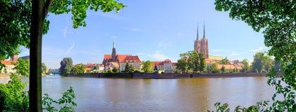 Wroclaw (Breslau) Stock Image