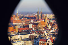 Wroclaw Cathedral and Collegiate Church Royalty Free Stock Photo