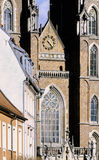 Wroclaw Cathedral in Ostrow Tumski, Poland Stock Photos