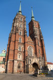 Wroclaw Cathedral Stock Photos