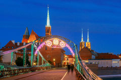 Wroclaw. Cathedral of St. John. Royalty Free Stock Photography