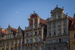 Wroclaw city Royalty Free Stock Photography