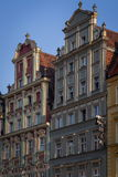Wroclaw city Stock Images