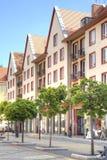 Wroclaw cityscape Arkivbild