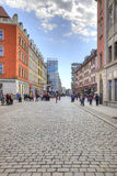 Wroclaw, cityscape Royalty Free Stock Image