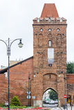 Wroclaw Gate, Olesnica Royalty Free Stock Photo