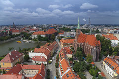 Wroclaw Royalty Free Stock Photo